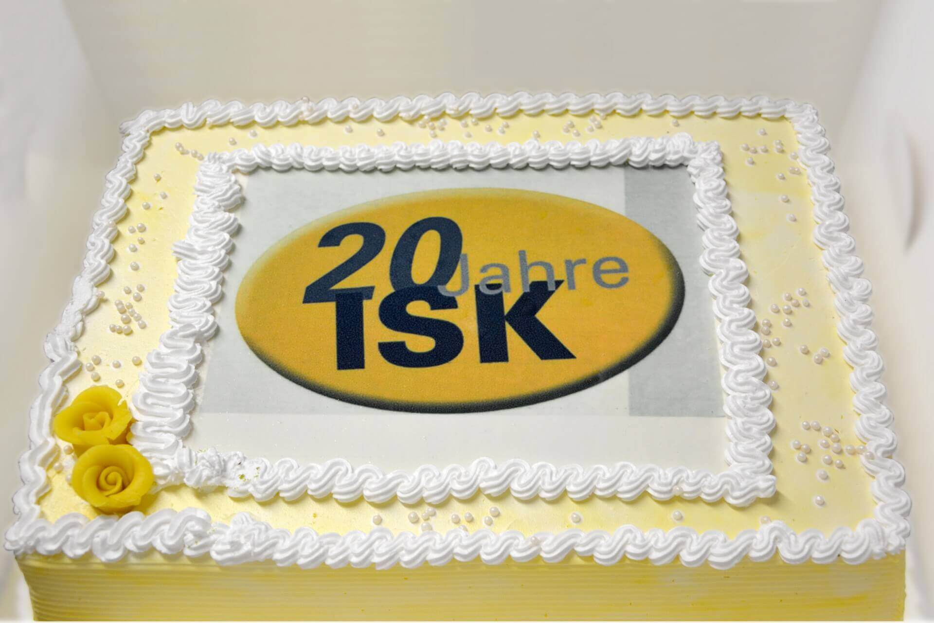 Anniversary celebration at the ISK